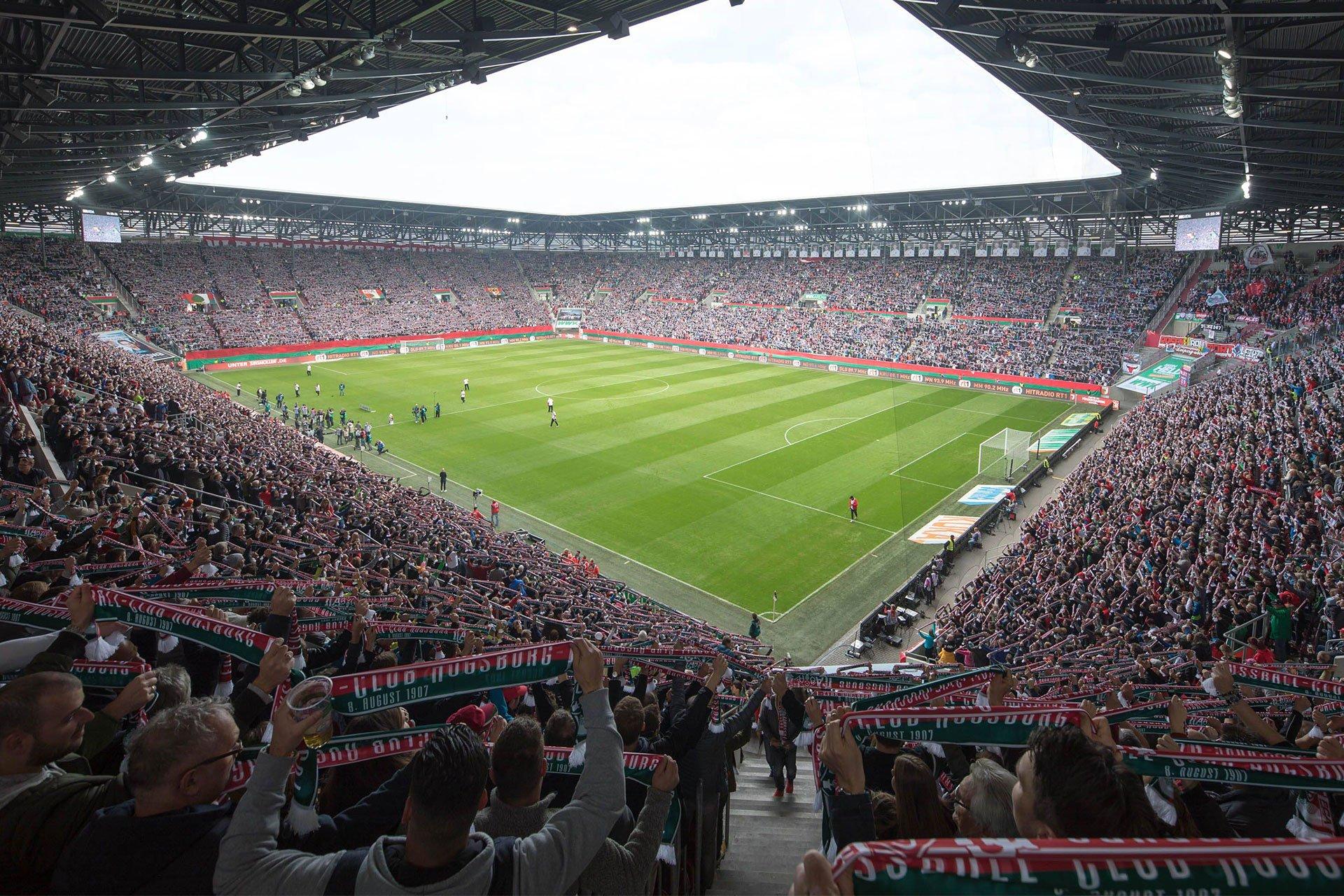 Fc Augsburg Heimspiele
