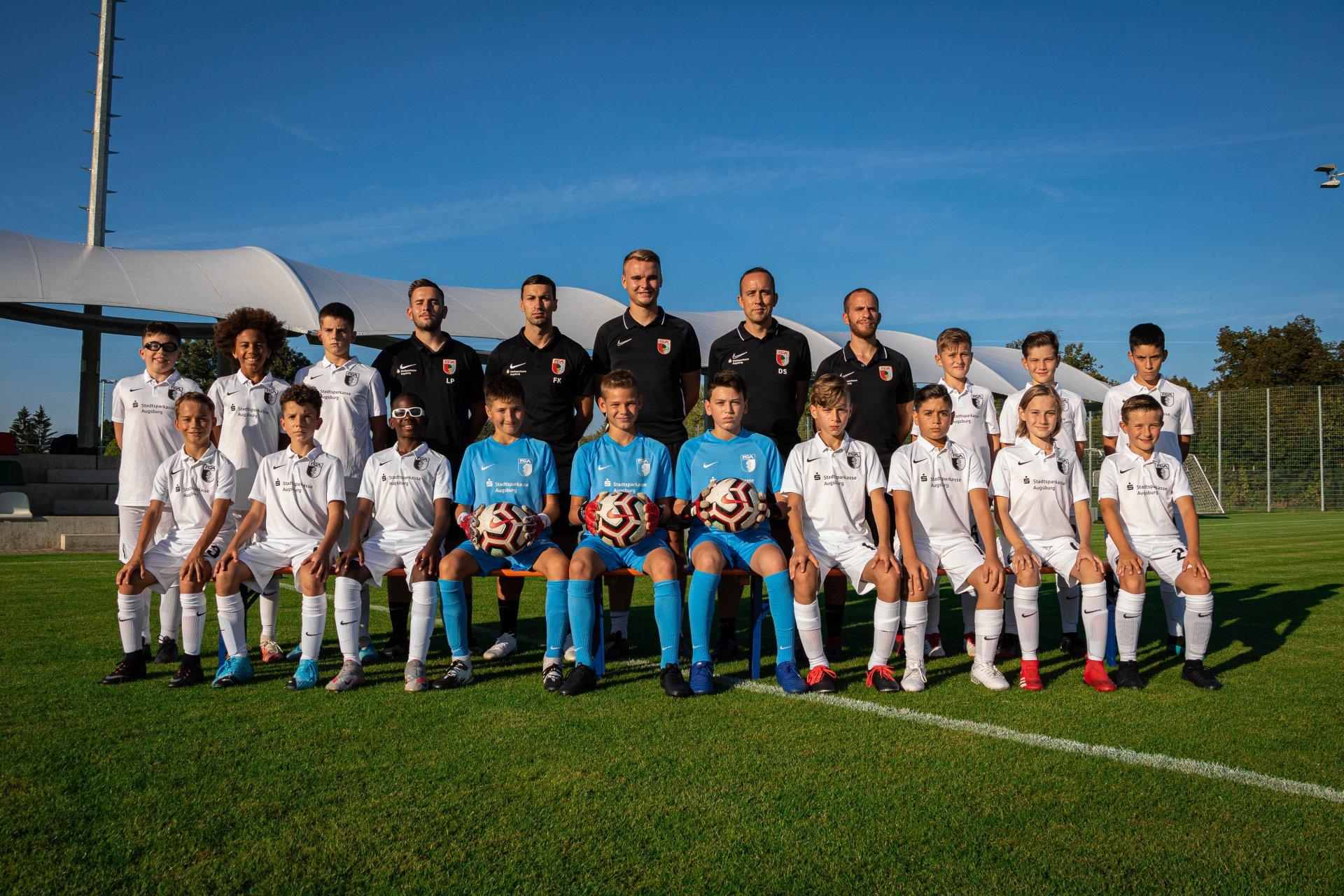 U12 - Bezirksoberliga   FC Augsburg