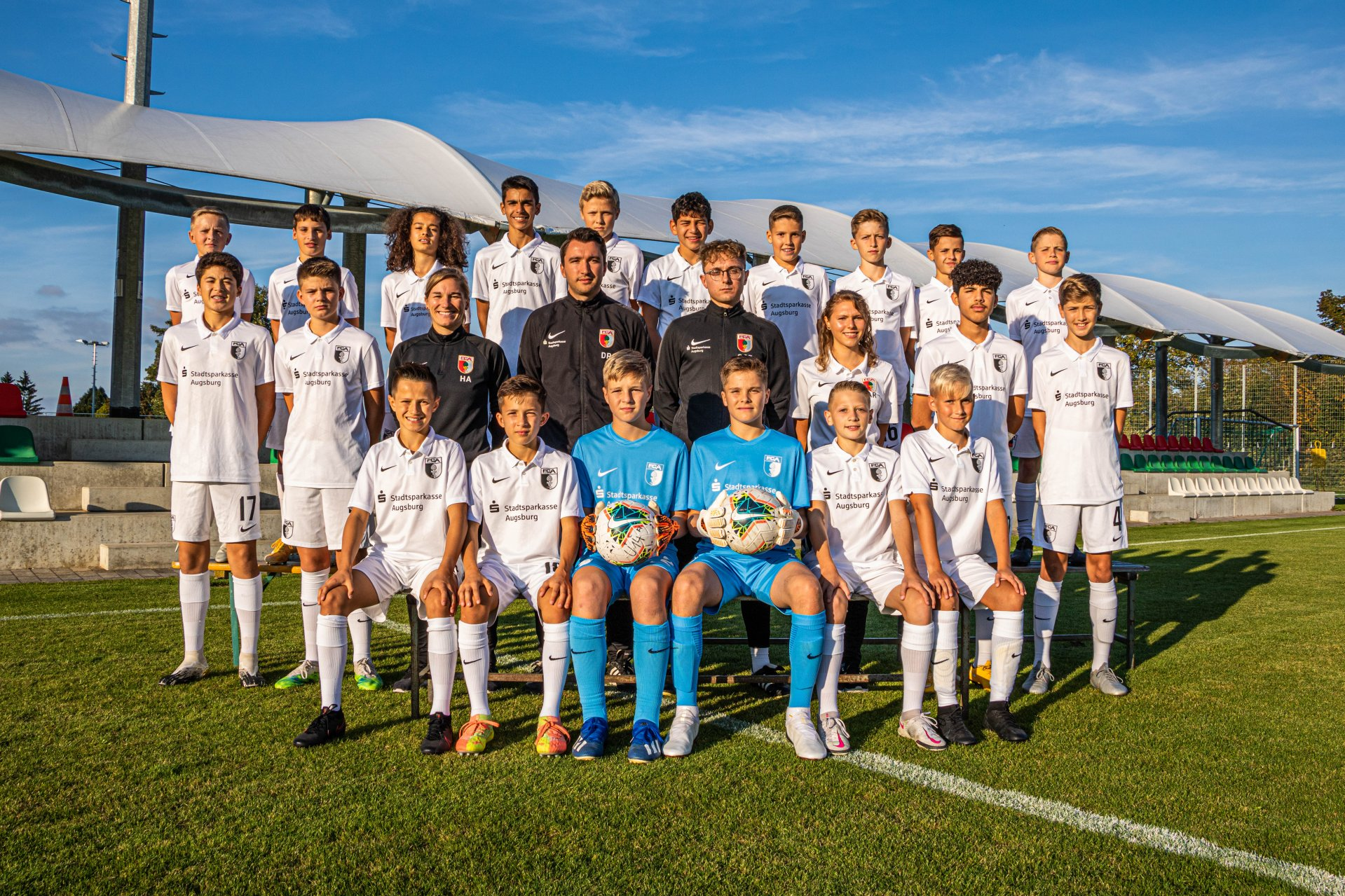 U14 - NLZ-Förderliga   FC Augsburg