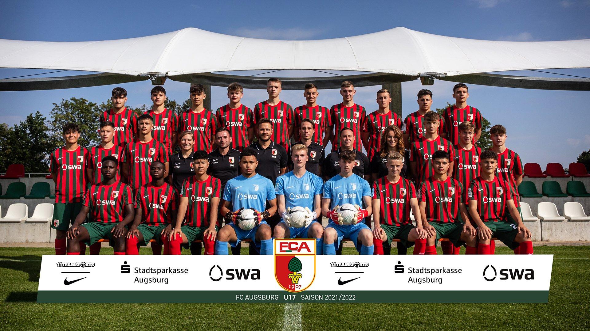 U17 - Bundesliga Süd/Südwest   FC Augsburg