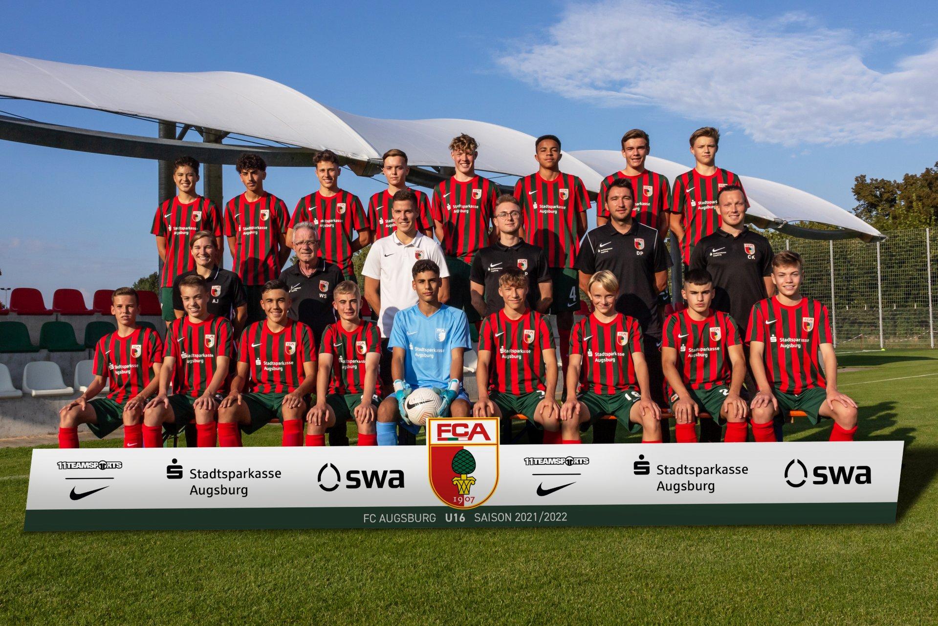 U16 - Landesliga Bayern Südwest   FC Augsburg