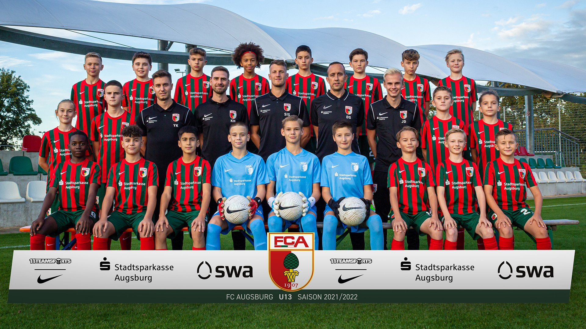 U13 - NLZ-Förderliga   FC Augsburg