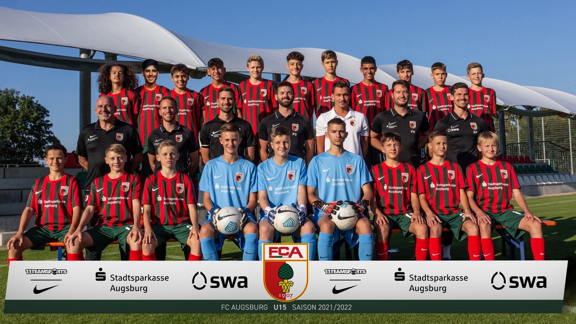 U15 - Regionalliga Bayern   FC Augsburg