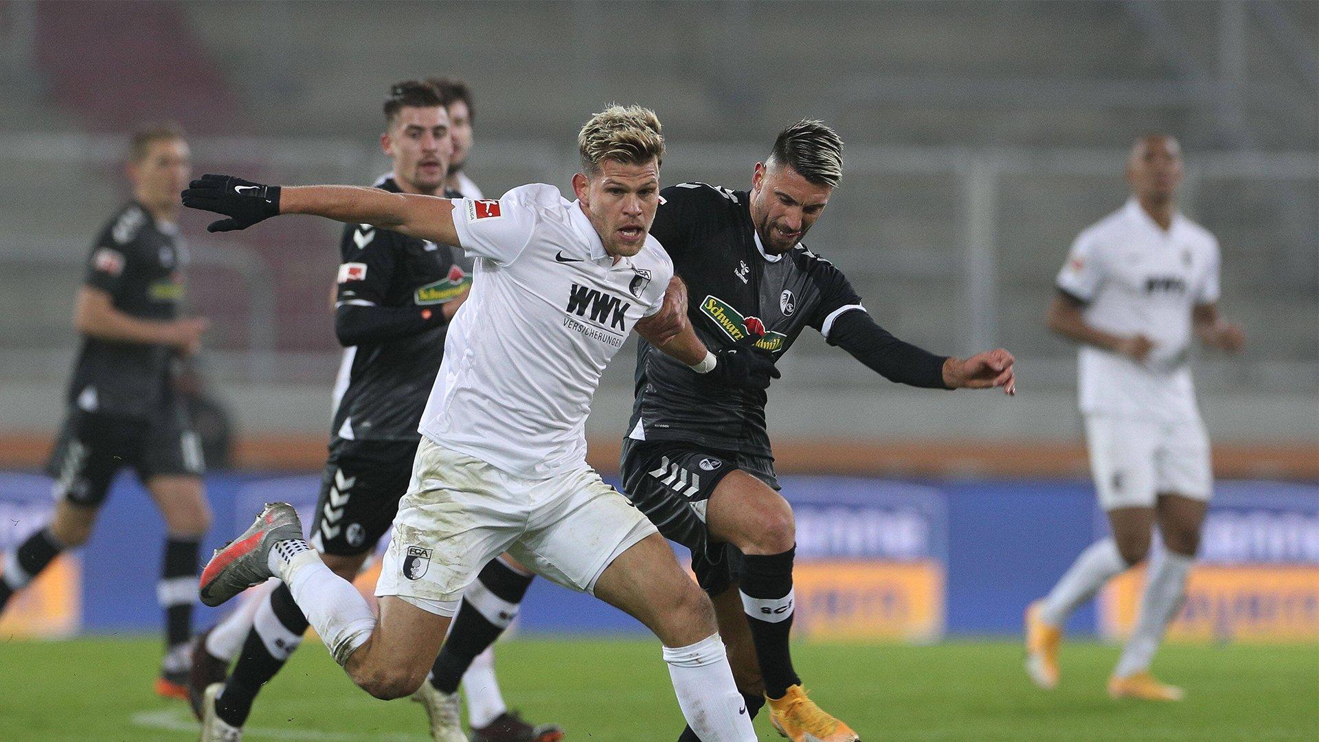 Fca Augsburg Spielplan